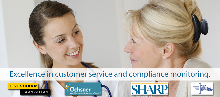 Health care services for mystery shopping company